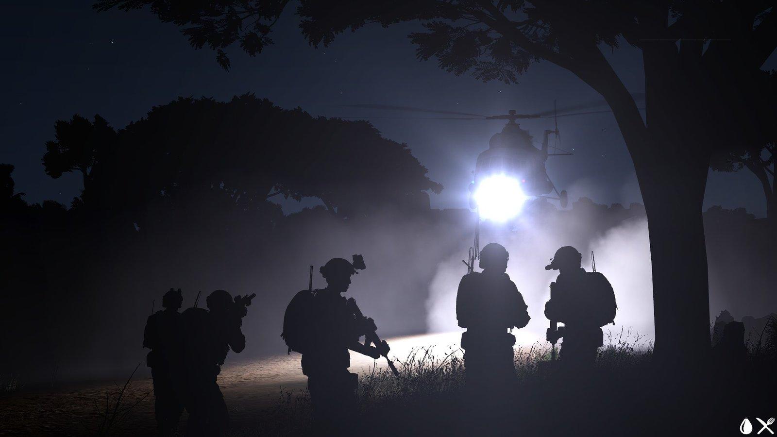Rangers in the Dark